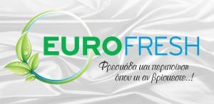 Eurofresh Υγρά Αρωματικά Μαντηλάκια