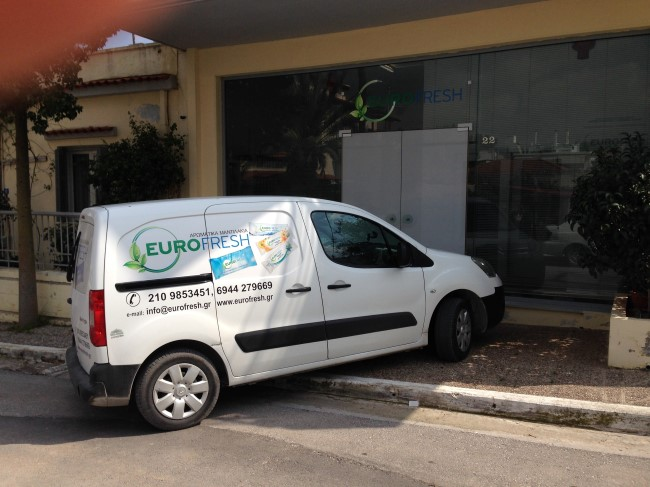 Eurofresh - Πλύση & Καθαρισμός Εξοπλισμού Εστιατορίων
